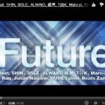 【新曲】 Beats Zan氏のFutureに参加しました。
