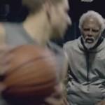 ドッキリ!バスケが上手すぎるお爺さんに皆が唖然。