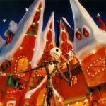 『ナイトメア・ビフォア・クリスマス』はこうして出来た!ティム・バートンが絵を見せながらストーリーを話し、ダニー・エルフマンが音楽をあわせて作曲。