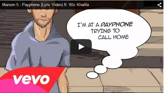 payphone_lyricvideo