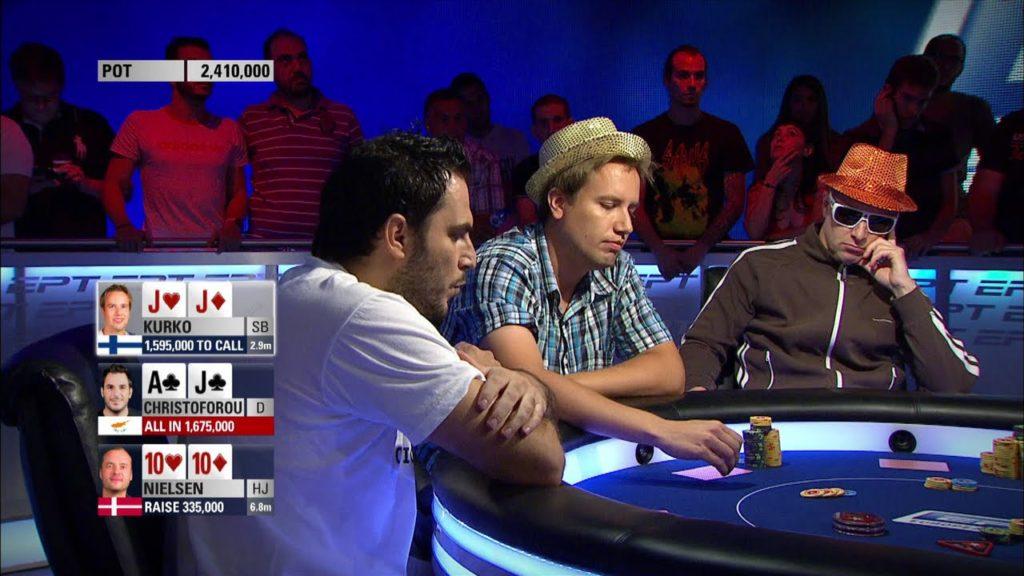 欧州ポーカーツアー
