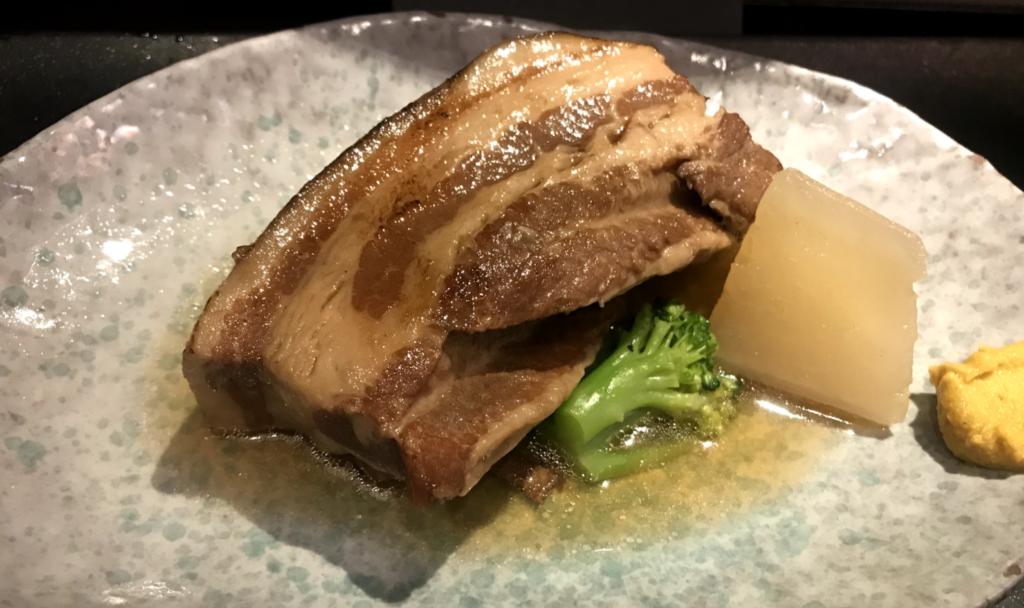 なんちち食堂(ラフテー)