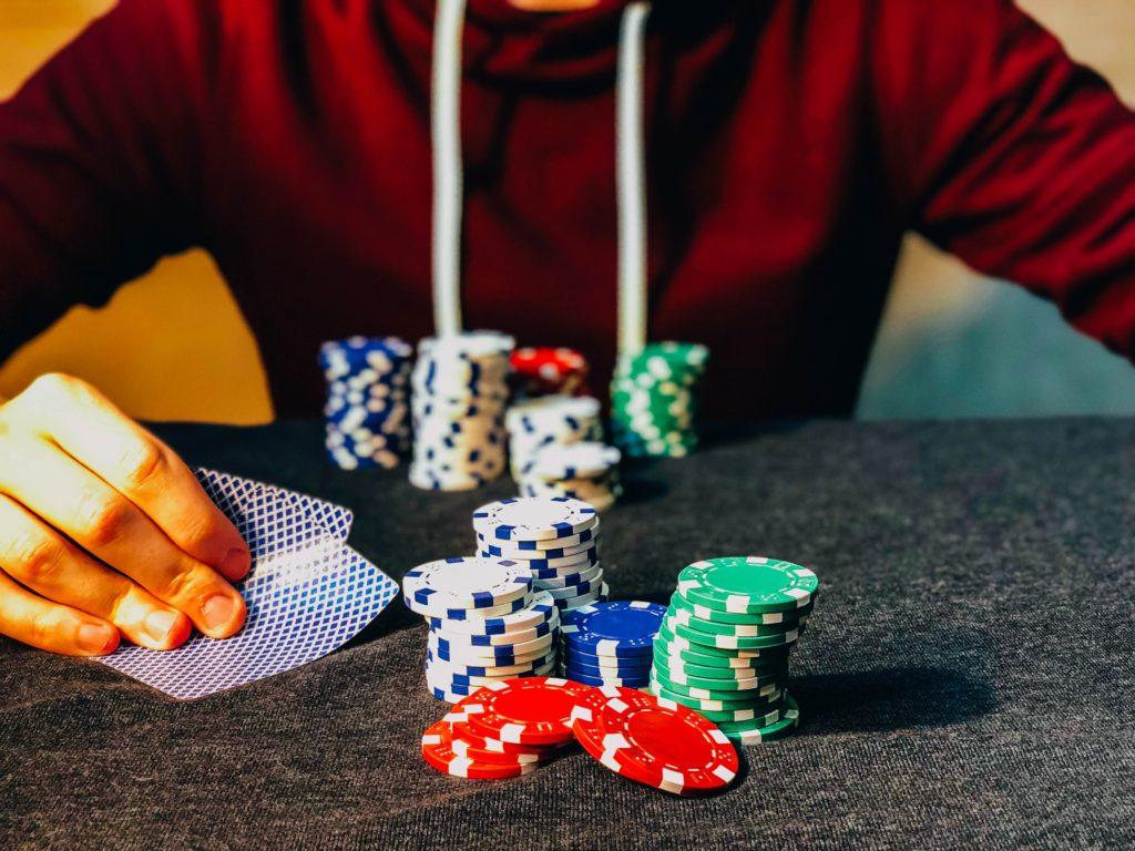 ポーカープレイヤー