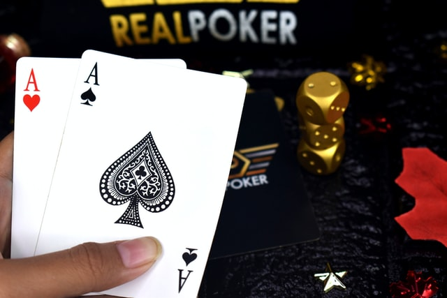 ポーカーのスターティングハンド(ポケットペア)