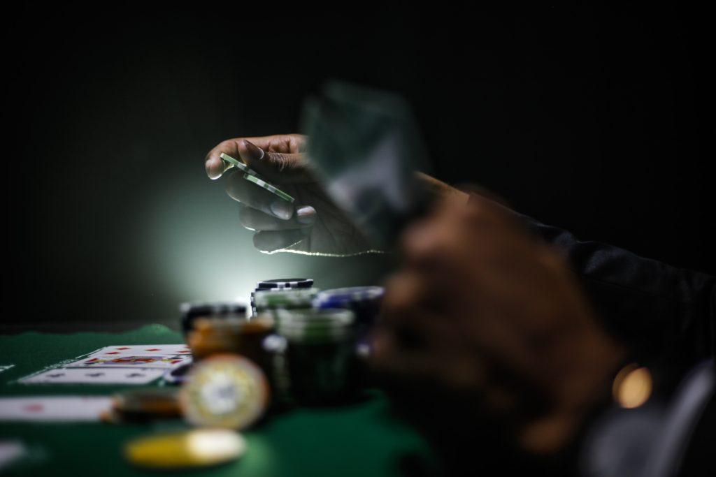 ポーカー初心者