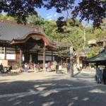深大寺の境内:調布市のひとり旅・散歩におすすめの観光&食べ歩きスポット