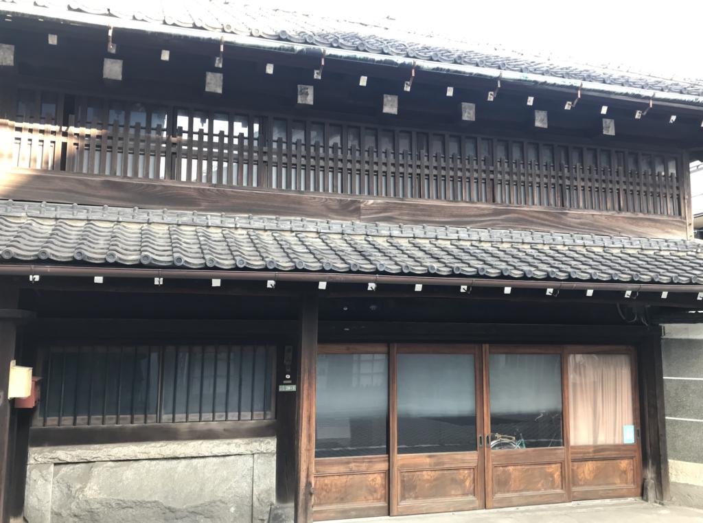横山家の蔵:北千住のひとり旅・散歩・観光スポット
