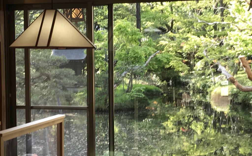 深大寺蕎麦・嶋田家の庭園:調布市のひとり旅・散歩におすすめの観光&食べ歩きスポット