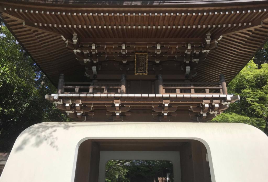 常行院大正寺:調布市のひとり旅・散歩におすすめの観光&食べ歩きスポット