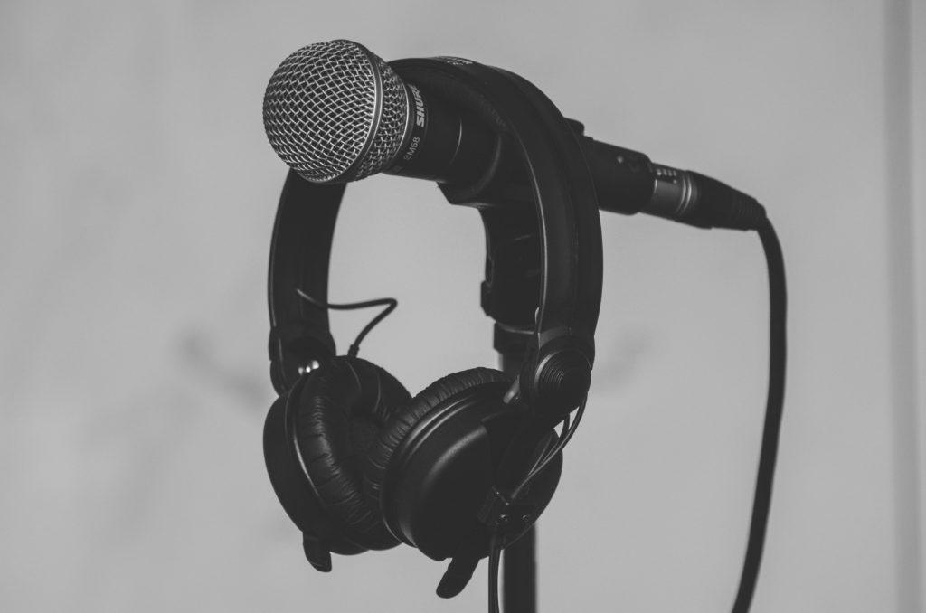 ボーカル宅録・歌ってみた用の機材:マイクスタンド