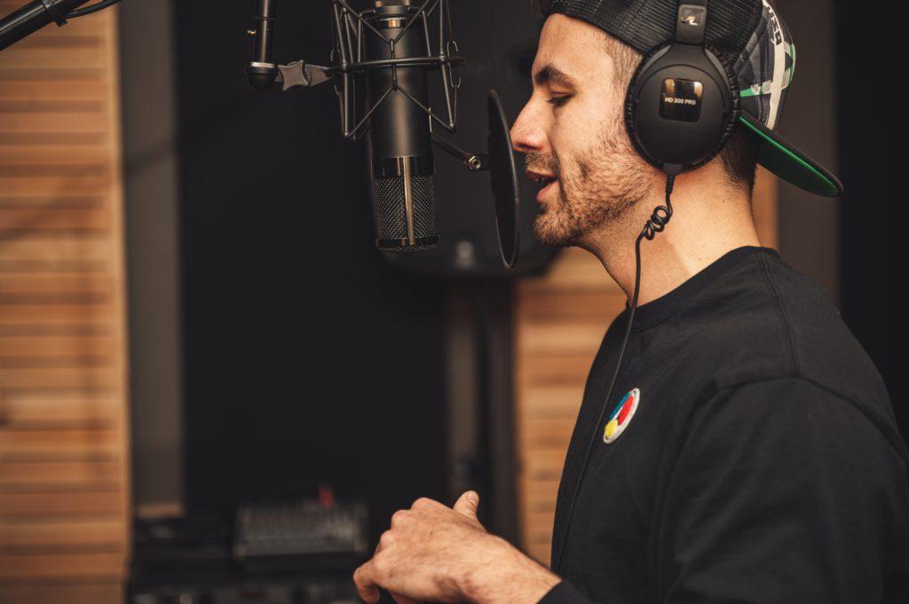 ボーカル宅録・歌ってみたの始め方:録音方法