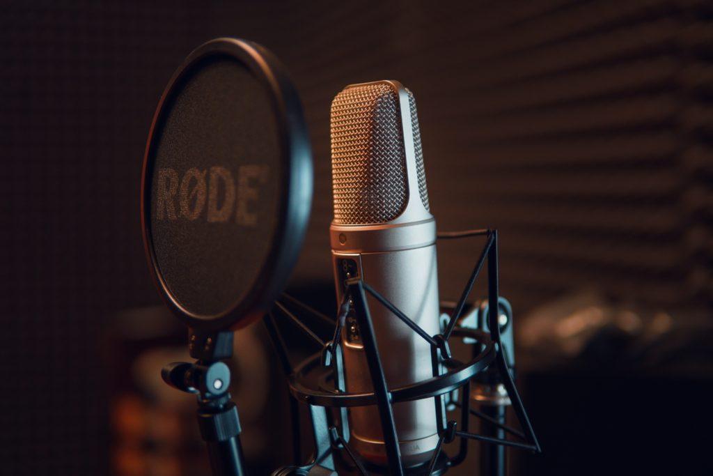 ボーカル宅録・歌ってみた用の機材:ポップガード